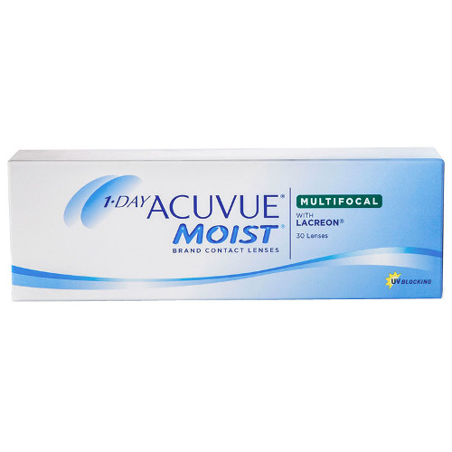 soczewki Acuvue 1-Day Moist Multifocal