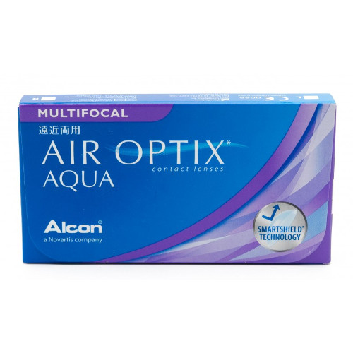 soczewki Air Optix Aqua Multifocal