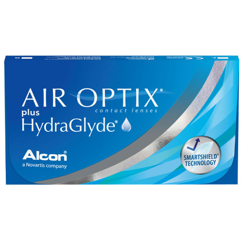 soczewki Air Optix Plus HydraGlyde