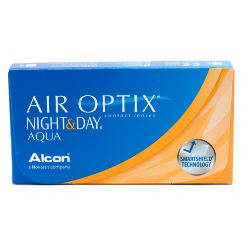 soczewki Air Optix Night&Day Aqua
