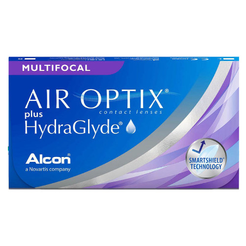 soczewki Air Optix Plus HydraGlyde Multifocal