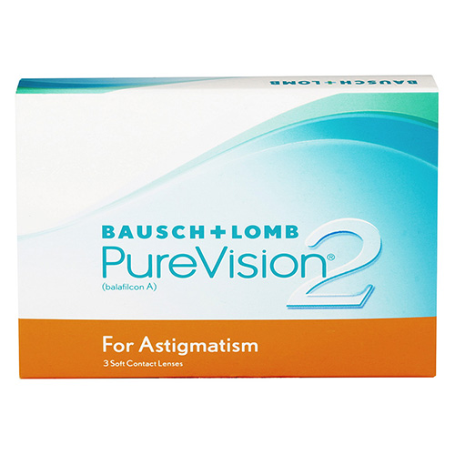 soczewki PureVision 2 HD for Astigmatism